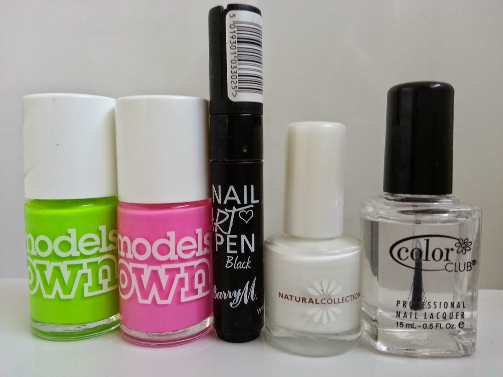 models-own-polish-for-tans-depression-awareness-nail-art
