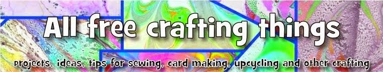 Free Crafting Ideas, Projects and Tips
