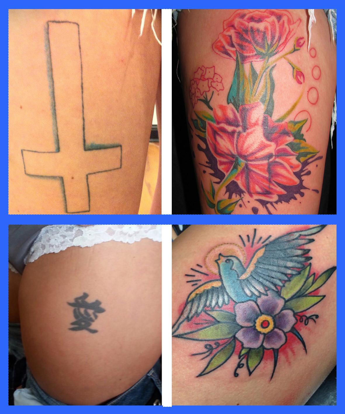 El tatuaje en salamanca estudios tatuajes y tatuadores los estilos y tendencias de tatuaje - Tatuajes de pared ...