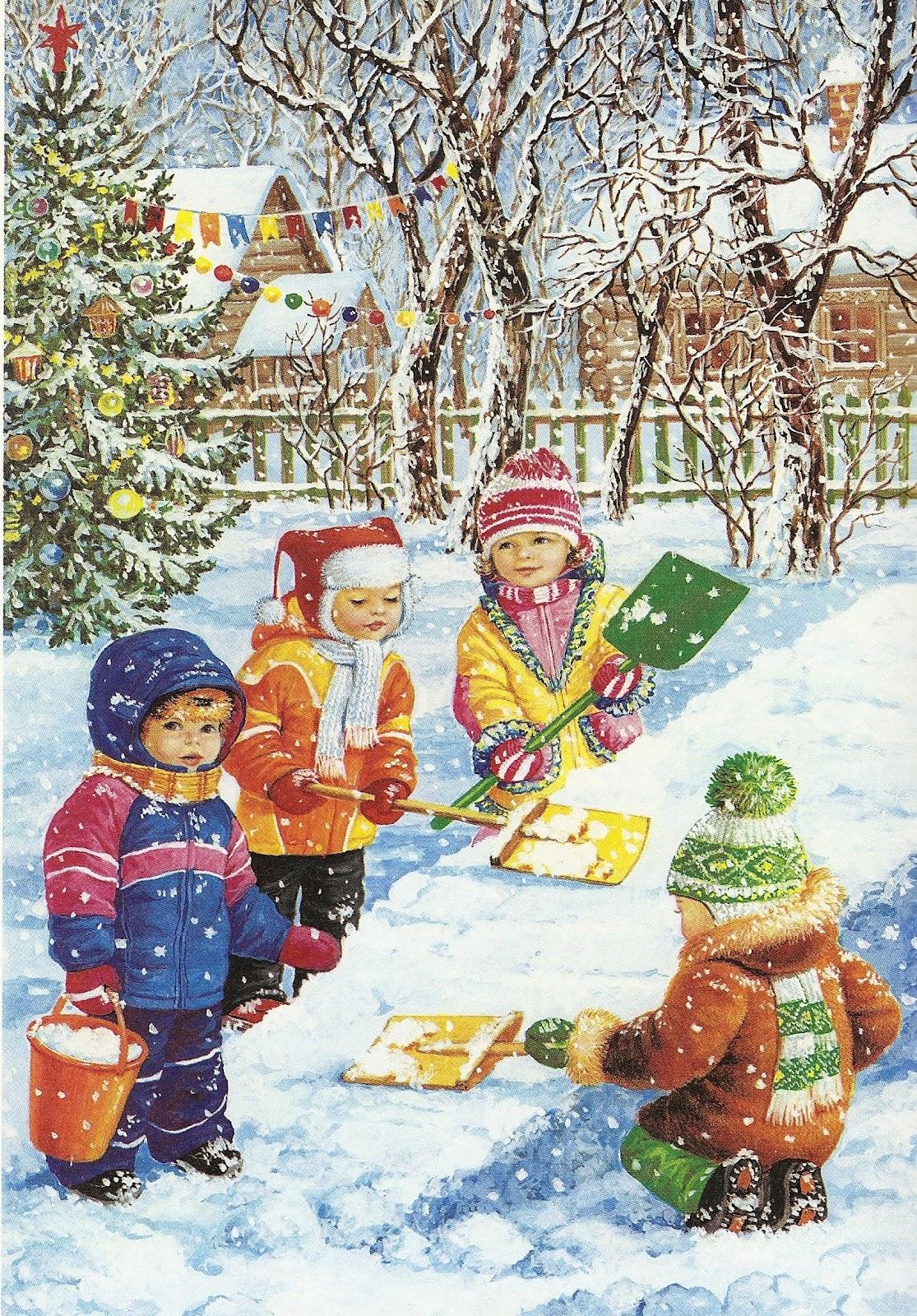 Картинки про любовь зимой и летом