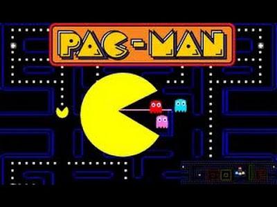 Video Juego Pac Man