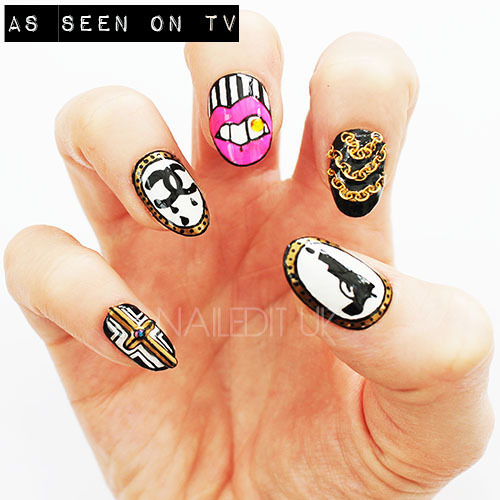 Gangsta Nail Designs Best Nail Designs 2018