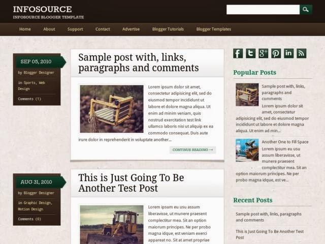 infosource_blogger_template