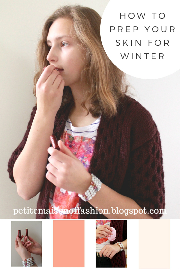 How to Prep Skin for Winter