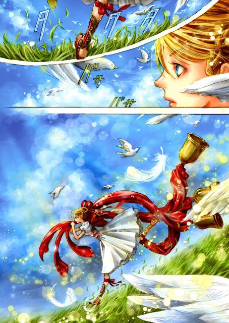 anime bells,anime comic,tukiji nao