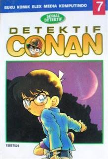 eBook Komik Serial Detektif Conan - Buku 07
