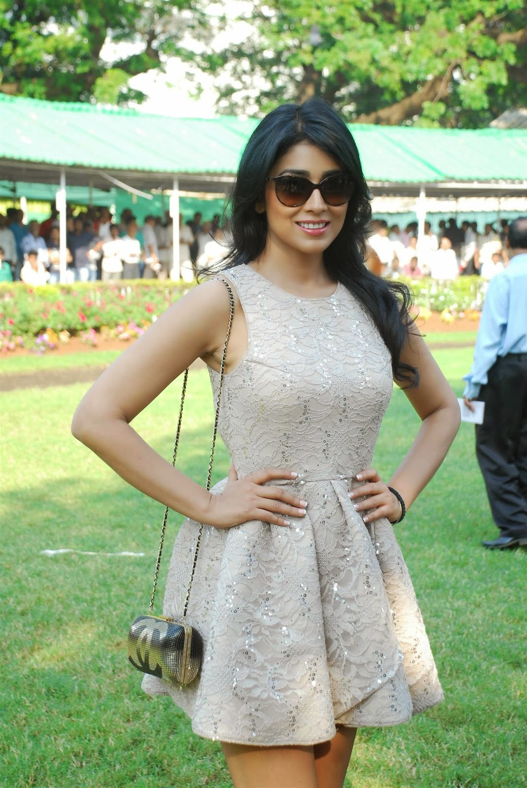 Shriya at ABC Nucleus Indian 2000 Guineas Event Photo Shoot