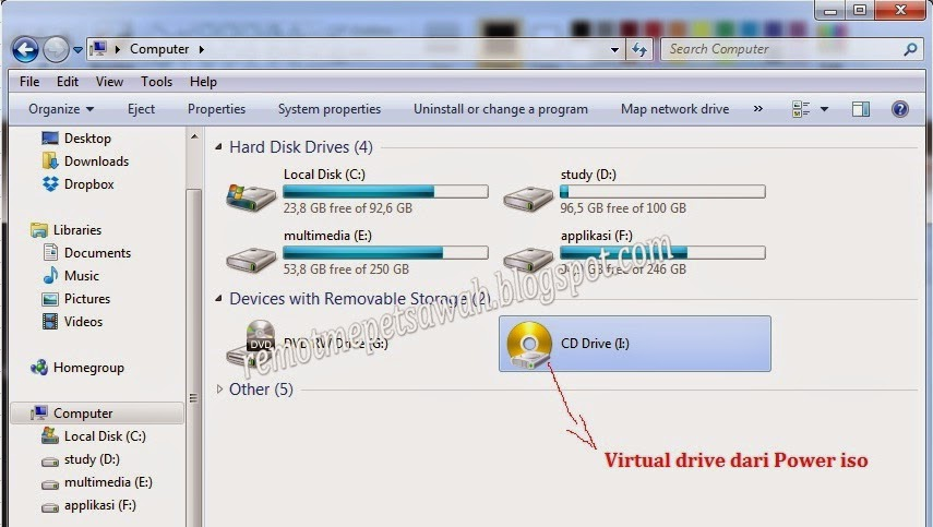 Cara Instal Linux Ubuntu di Virtual Box
