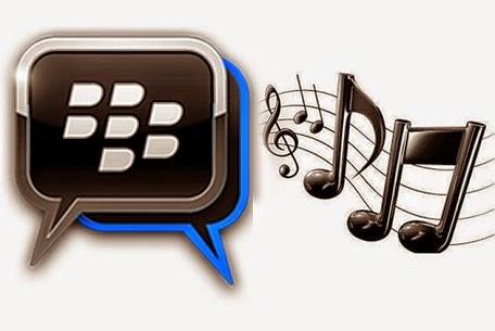 Cara Buat Dan Ganti Nada Dering BBM Dengan MP3