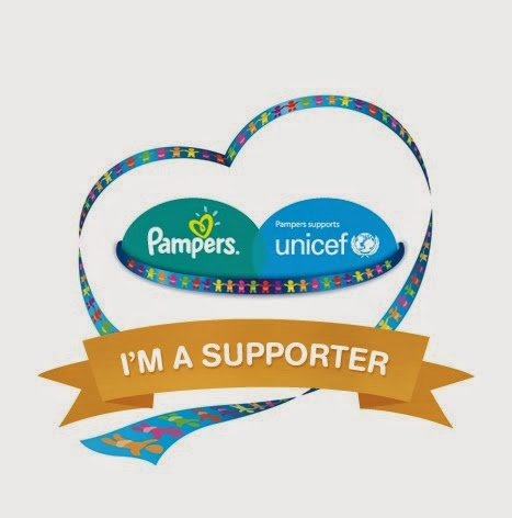 UNICEF supporter