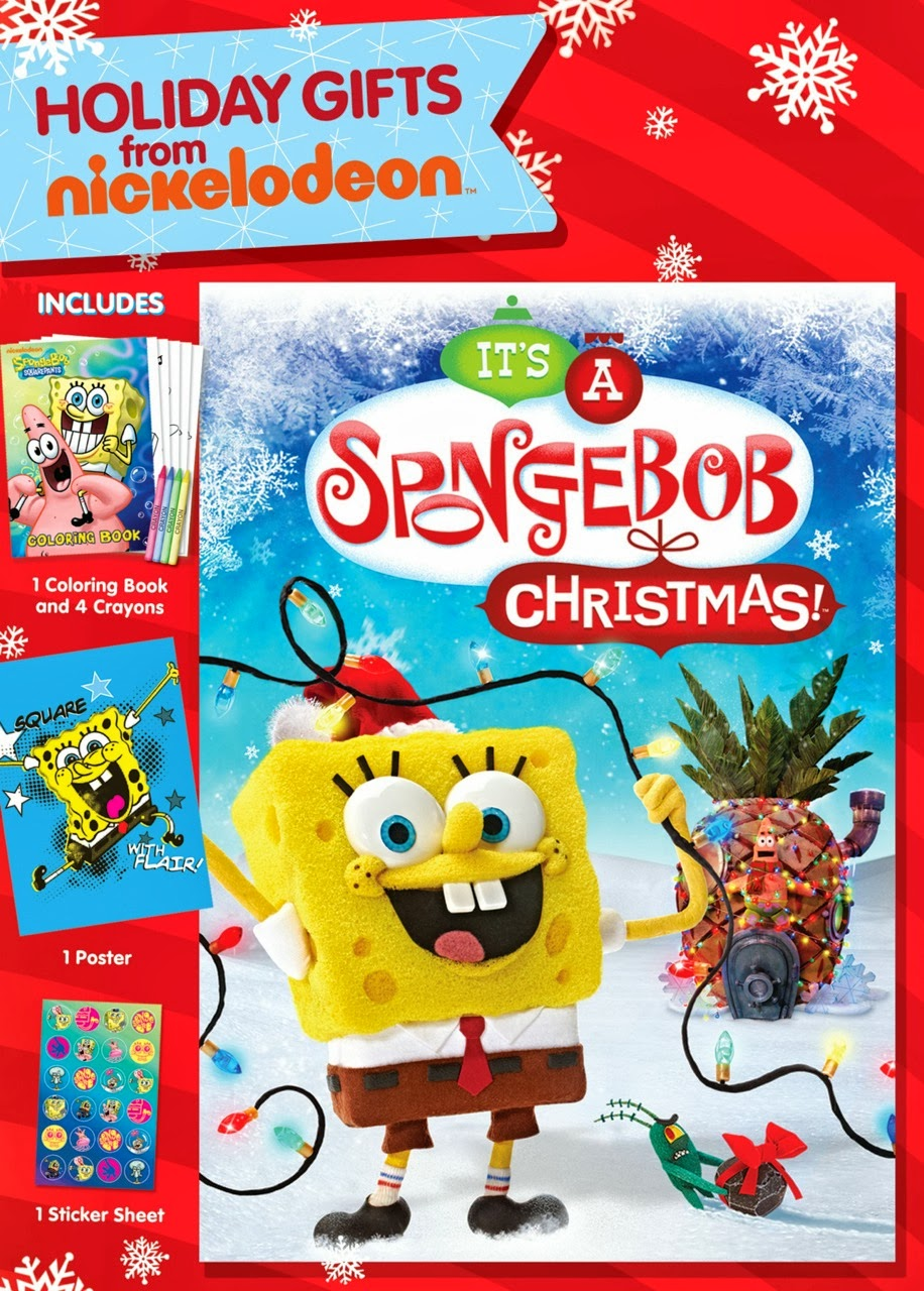 adventures of a thrifty mommy 2013 holiday gift guide spongebob
