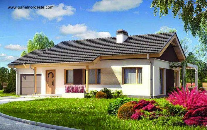 25 modelos de casas modulares arquitectura de casas for Modelos de casas prefabricadas americanas
