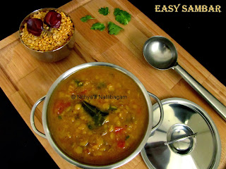 Easy Sambar