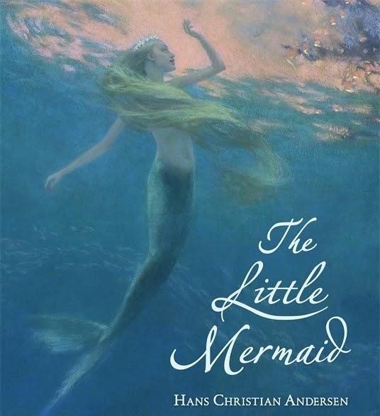 Hans Christian Andersen The Little Mermaid Original Book Book Adventures: Thurs...