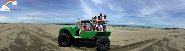 Suba Paoay Sand Dunes