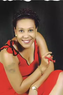Guy rains cold blooded insult on Nollywood actress Shan George + her matured reply (screenshots)