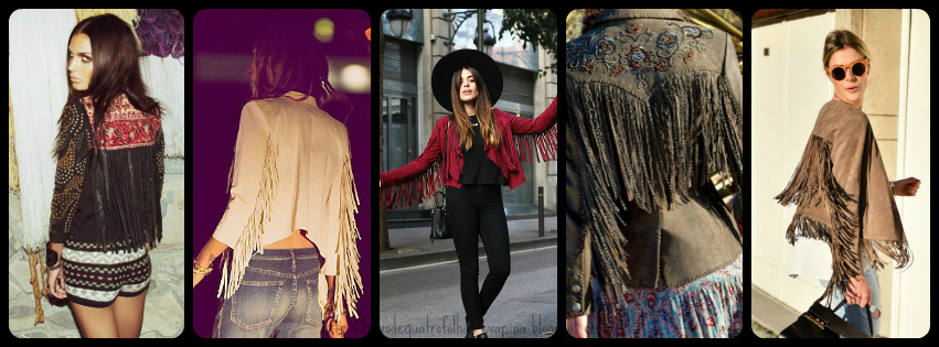 moda 2015, bohemian fashion, bohemian style, botas, carteiras, casacos, fashion fringed, franjinhas, fringe, fringe fashion trend, fringed, fringed look, moda, moda 2015, moda fringed, sapatos, tendências, vestidos,