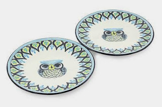 http://unique-gifts.novica.com/womens/tableware/ceramic-plates-owl-pair/207481/