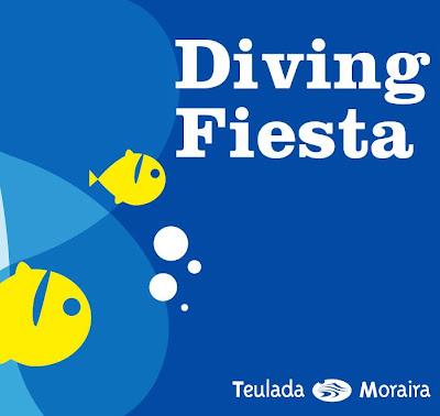 diving+fiesta Fiesta de Buceo   Diving Fiesta el 28 y 29 de Mayo en la playa la Ampolla de Teulada Moraira