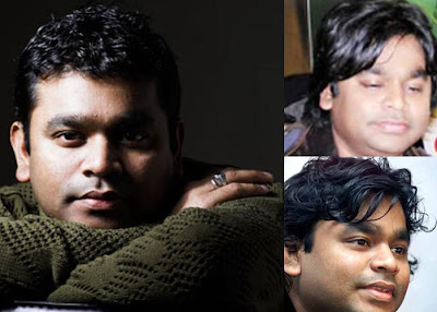 A.R.Rahman Photo Album