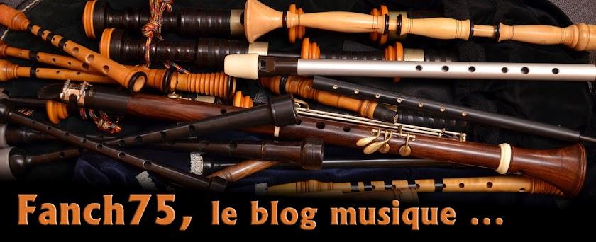 Fanch75, le blog musique...