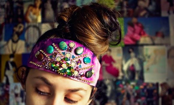 pics Elegant And Simple DIY Headwrap