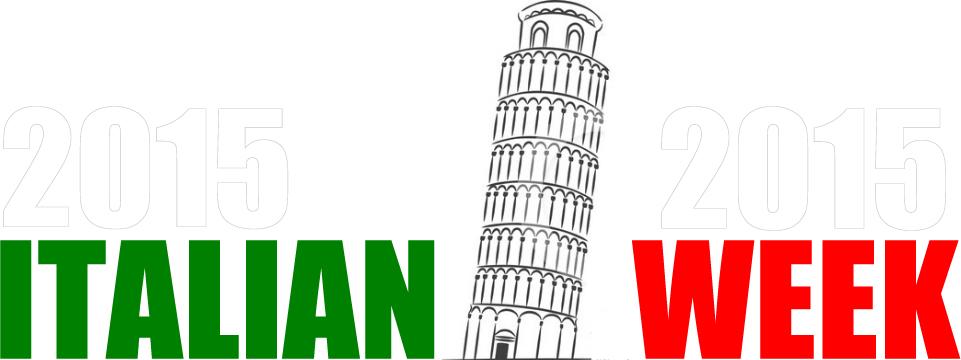 Italian Week 2015