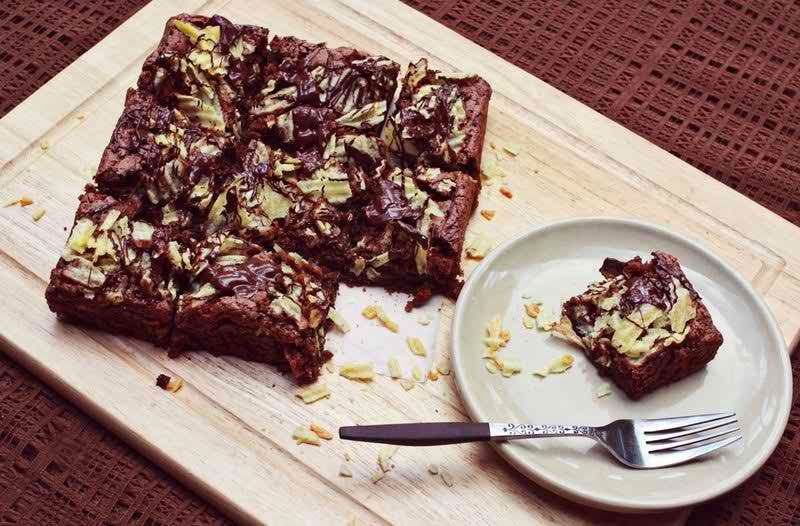 Brownies recipe yummly forumfinder