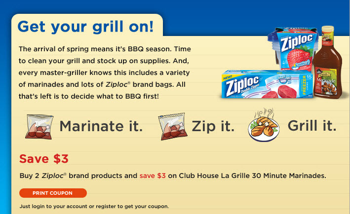 photo regarding Ziploc Printable Coupons referred to as Ziploc Discount codes