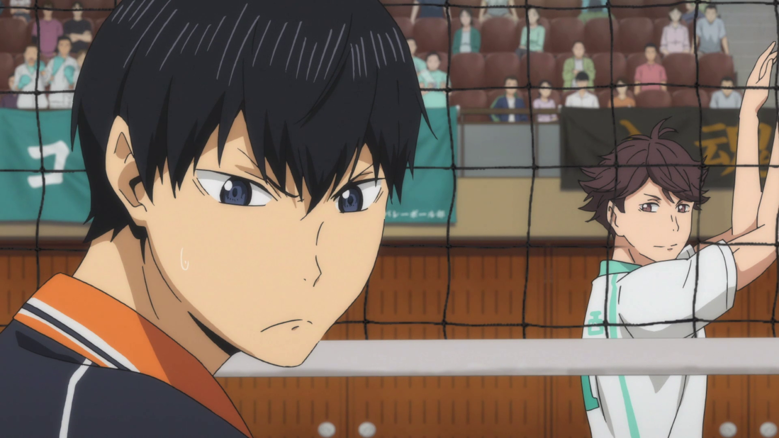 Anime Cinematography Blog: Haikyuu!! Episode 20