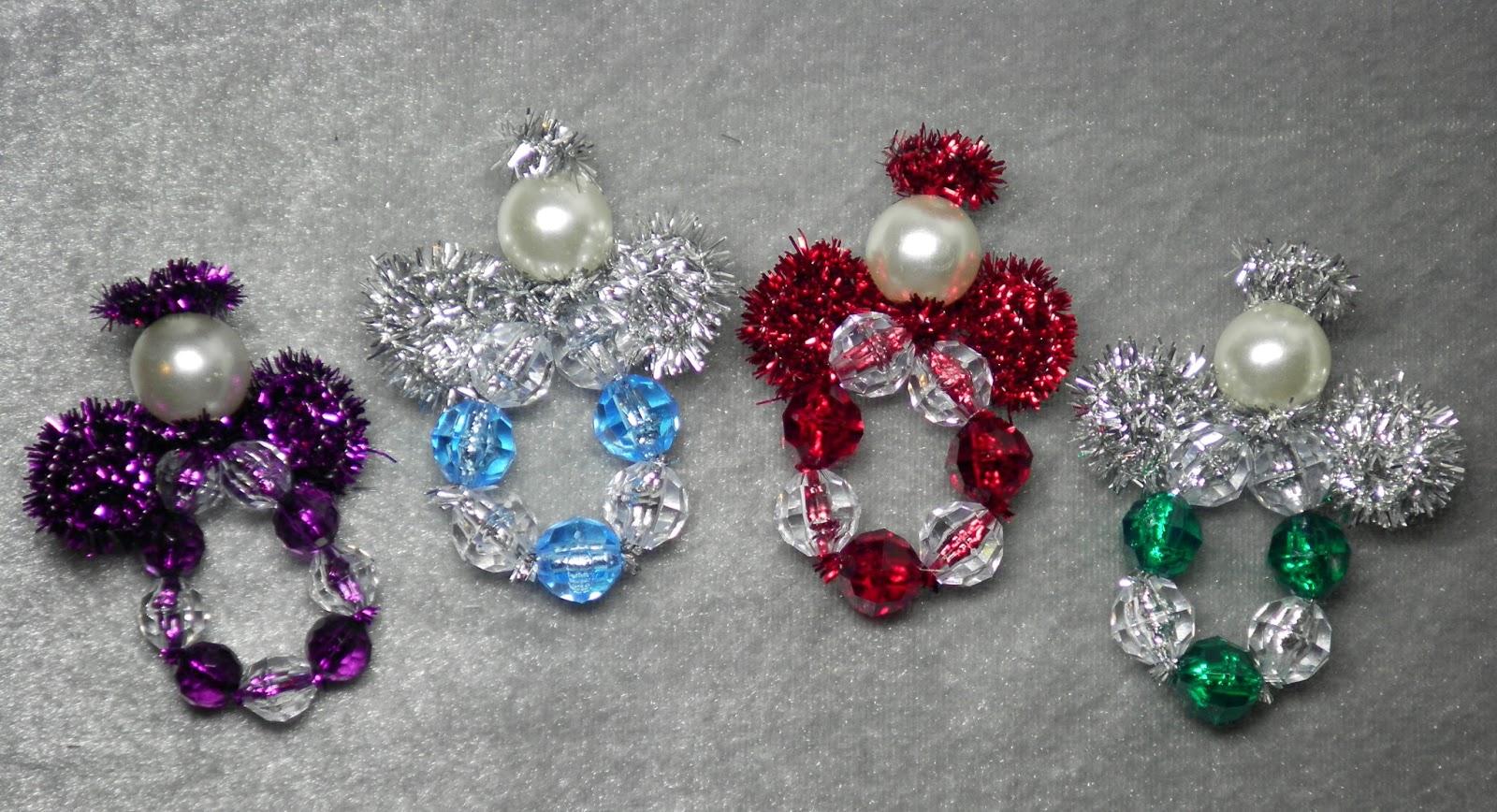 Free Crochet Christmas Tree Ornament Patterns