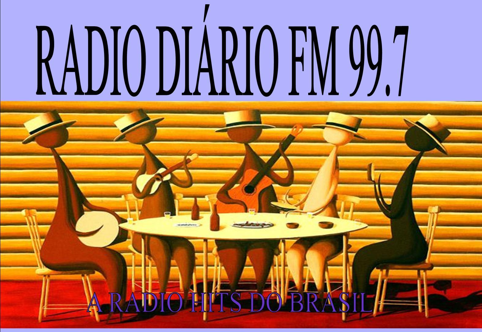 Radio Diario Fm 99,7 Uberaba Minas gerasis