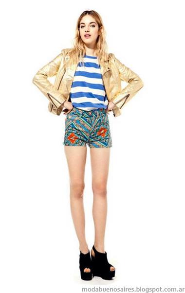 Complot primavera verano 2013. Blog de moda argentina.