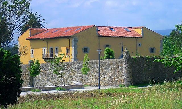 Palacio de Peredo en Viveda