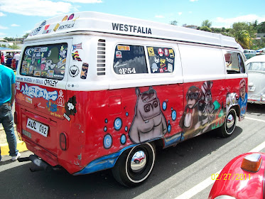 Westfalia with Graphics