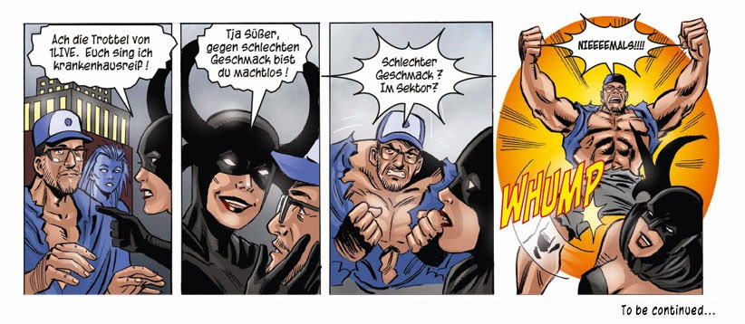 Storyboards  Illustrations David Boller Comics