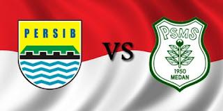 Persib Bandung vs PSMS Medan
