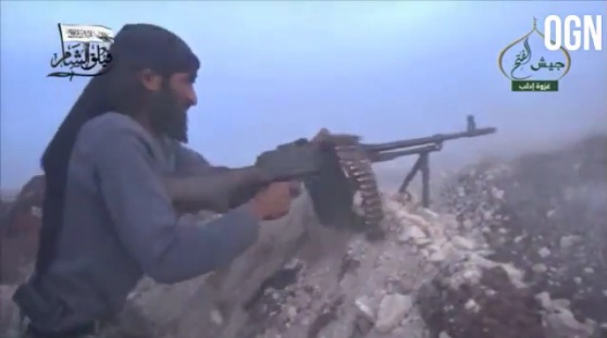 Video Aktifitas Keseharian Mujahidin Islam Suriah di Medan Tempur