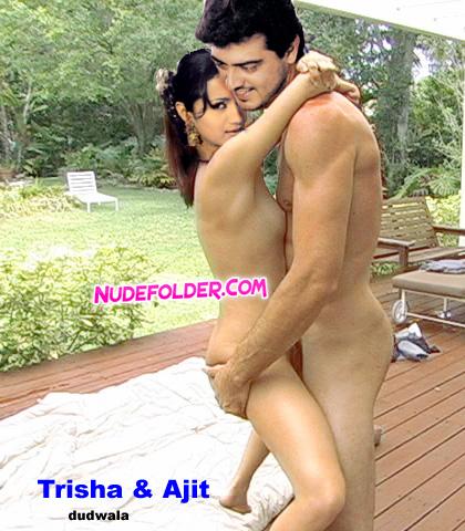 Tamil Actress Trisha Nude