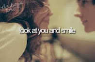 Look at you and smile