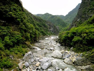 Taroko National Park Rocks Taiwan
