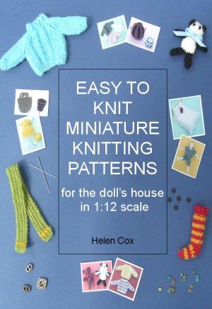 Free Knitting Patterns For Dolls House : bitstobuy: My books