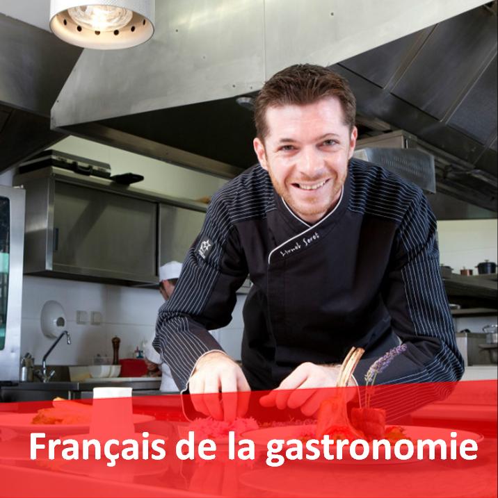 Français de la gastronomie