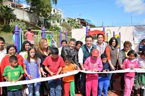 Más espacios deportivos para las familias xalapeñas: Américo Zúñiga