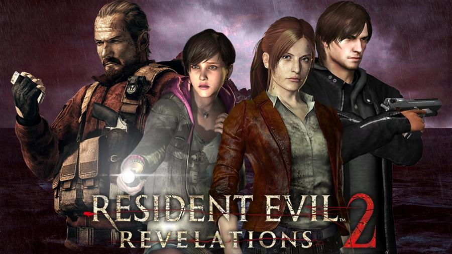 Resident Evil Revelations 2 Download Poster