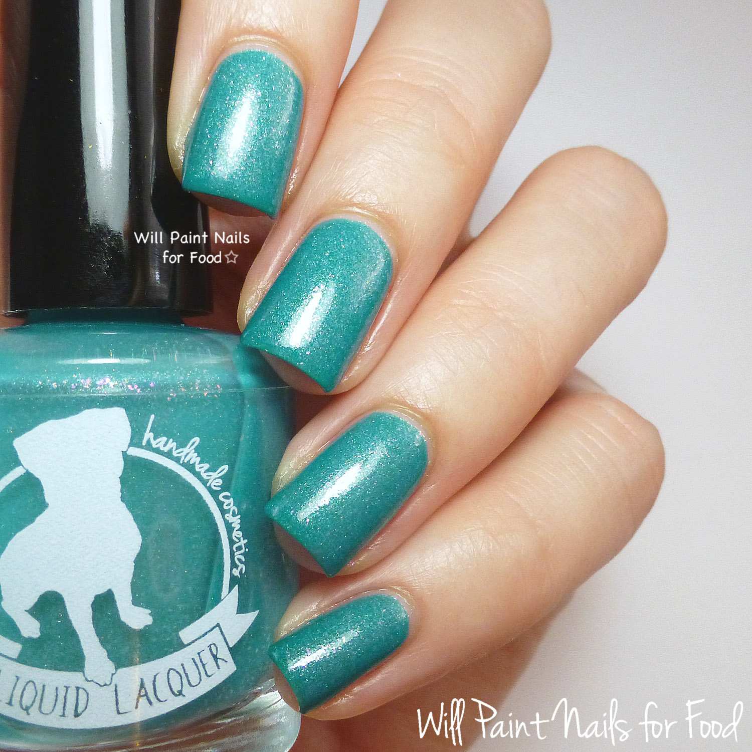 Aliquid Lacquer Puppy Love swatch