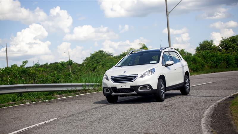 Peugeot 2008 Brasil
