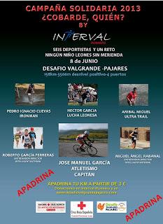 desafio Valgrande Pajares 2013 www.mediamaratonleon.com