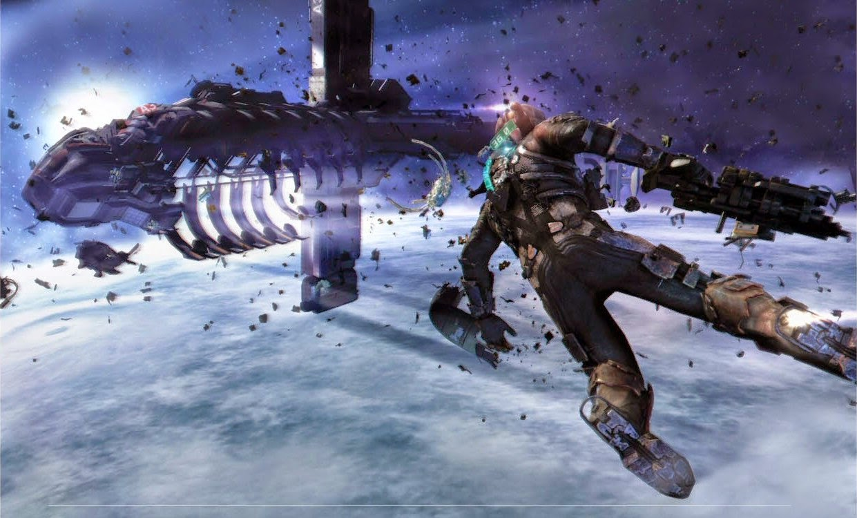 Dead Space has a future