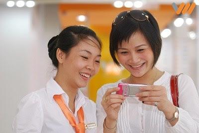 Khuyến mãi 300% Vietnamobile từ ngày 30/10 đến 1/11